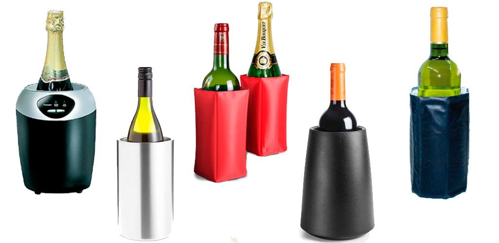 enfriadores de botellas online