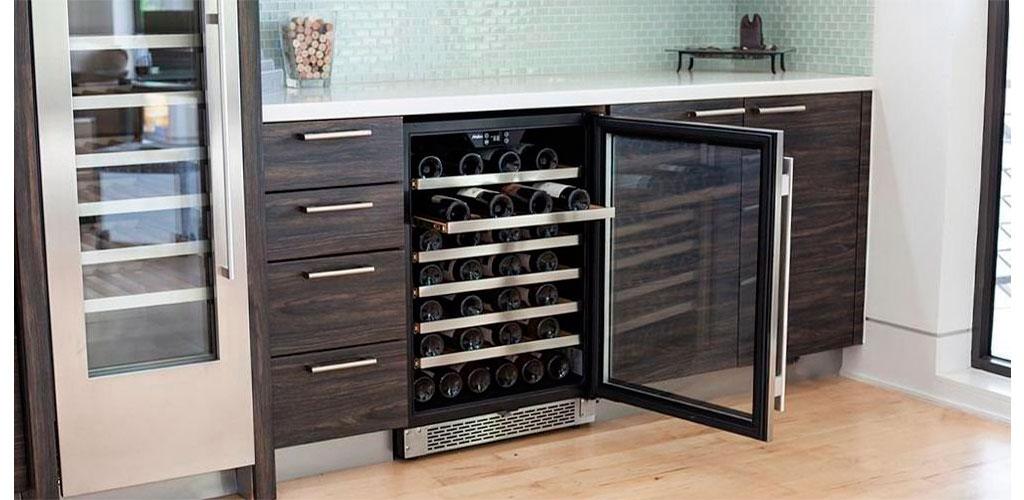 Vinoteca para almacenar tu vino.